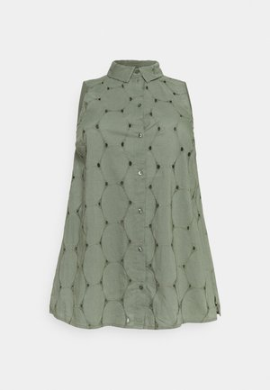 MALFIE TUNIC - Blouse - agave green