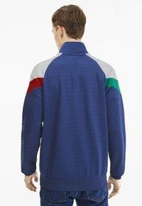 Puma - Sweater met rits - birch-limoges - 2