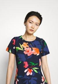 DKNY - Day dress - flower midnight multi - 3