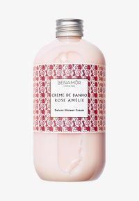 Benamor - DELUXE SHOWER CREAM - Douchegel - rose amélie - 0