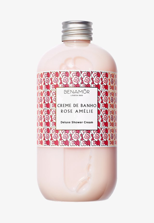DELUXE SHOWER CREAM - Duschtvål - rose amélie
