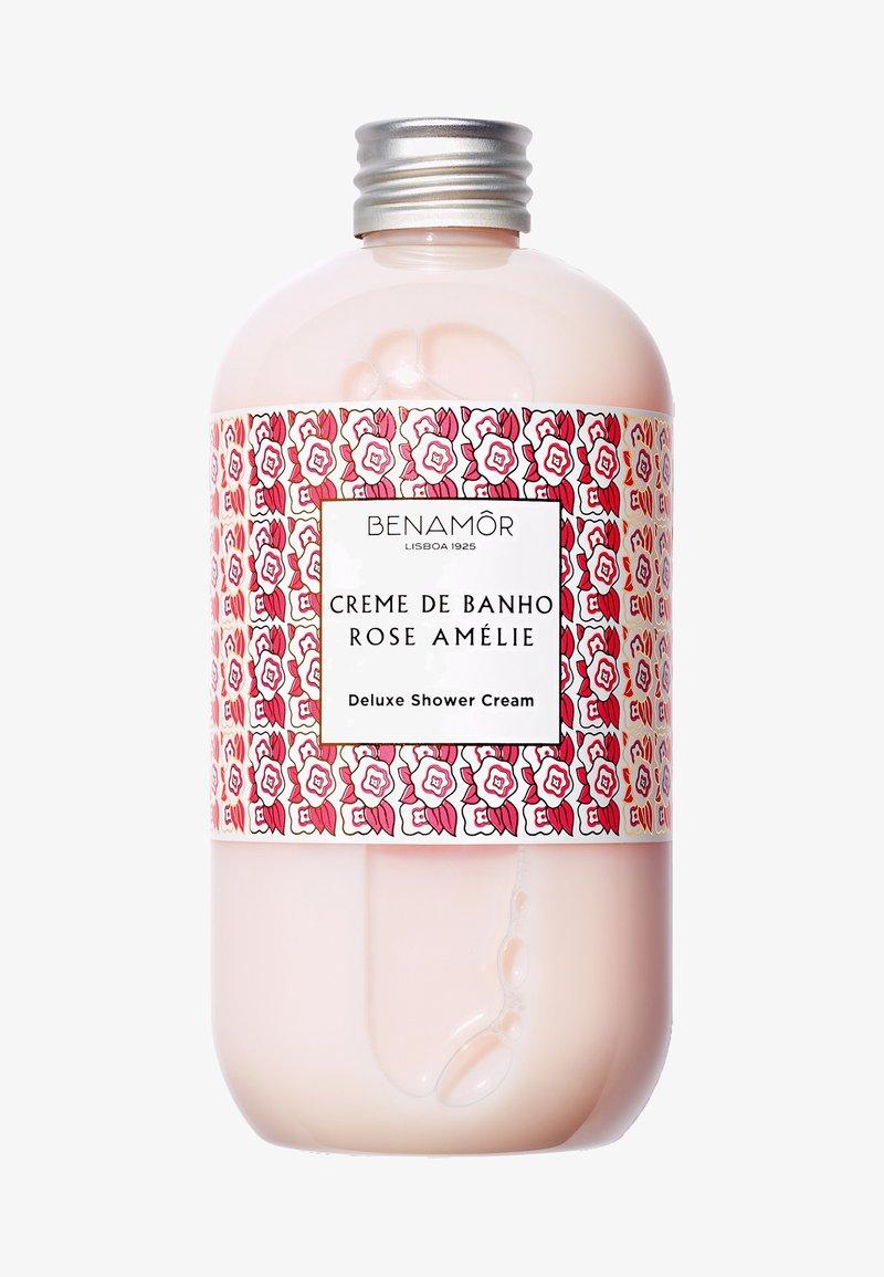 Benamor - DELUXE SHOWER CREAM - Douchegel - rose amélie