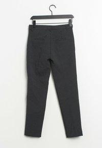 Mango - Trousers - blue - 1