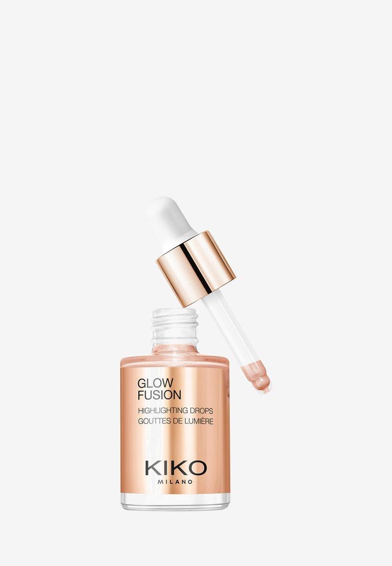 KIKO Milano - GLOW FUSION HIGHLIGHTING DROPS - Highlighter - 02 sweet dreams