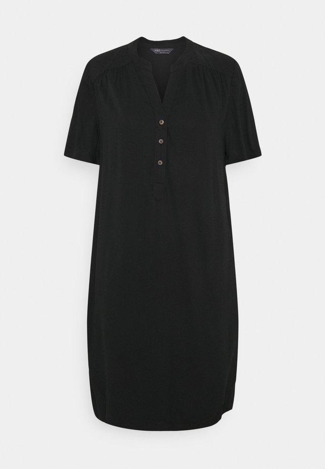 PLAIN SHIFT - Sukienka letnia - black