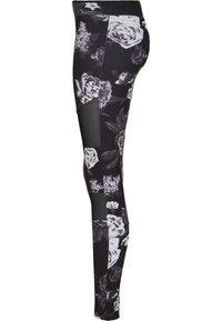 Urban Classics - Leggings - Trousers - grey - 7