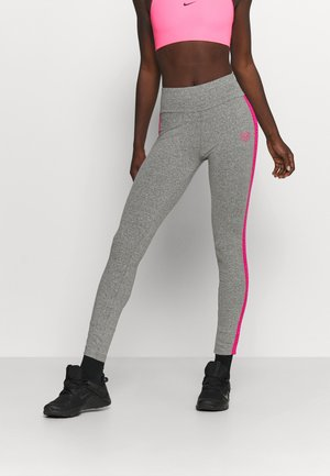 TANISHA TAPE LEGGING - Leggings - grey