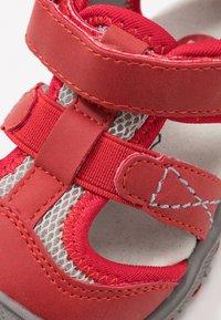 Pax - SALT UNISEX - Sandali da trekking - red - 2