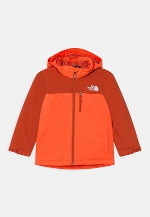 SNOWQUEST PLUS UNISEX - Ski jas - orange/ochre