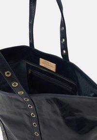 Vanessa Bruno - CABAS MOY ZIPPE - Shopping bag - marine - 2