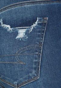 American Eagle - CURVY JEGGING - Jeans slim fit - sky blue - 6