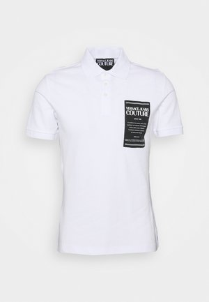 PLAIN - Polo shirt - white