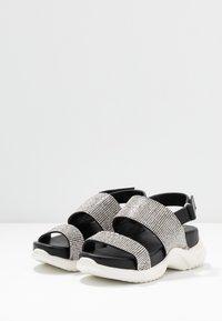 River Island - Sandals - black - 3