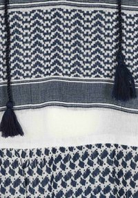 Zwillingsherz - VALENTINA - Day dress - jeansblau weiß - 2