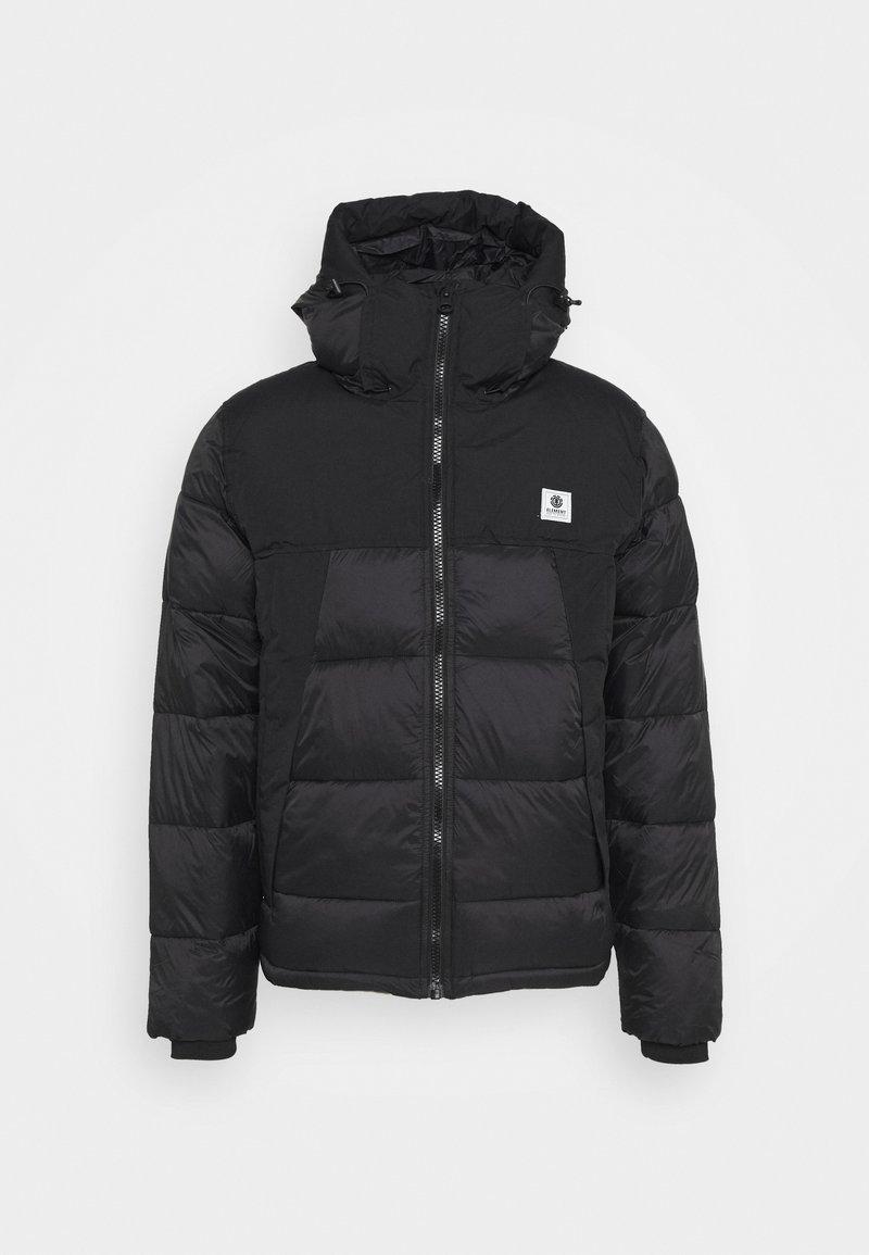 Element - DULCEY PUFF - Winter jacket - flint black