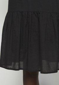 Hofmann Copenhagen - ANNABELLA - Robe d'été - black print - 7