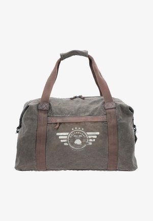 Weekend bag - khaki