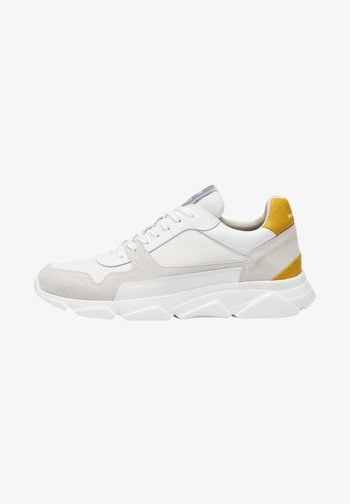 BULKY - Sneakers - offwhite/curry
