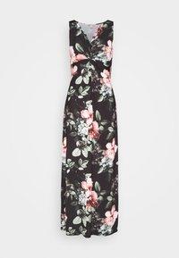 Anna Field - Maxi dress - black/pink/light green - 3