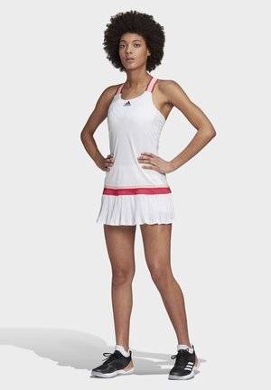 TENNIS Y-DRESS HEAT.RDY - Sportklänning - white