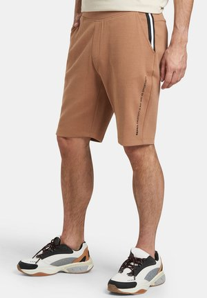 HARM SHORT - Šortky - brown