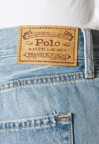 Polo Ralph Lauren - KASIA WASH - Jeans baggy - light indigo - 5