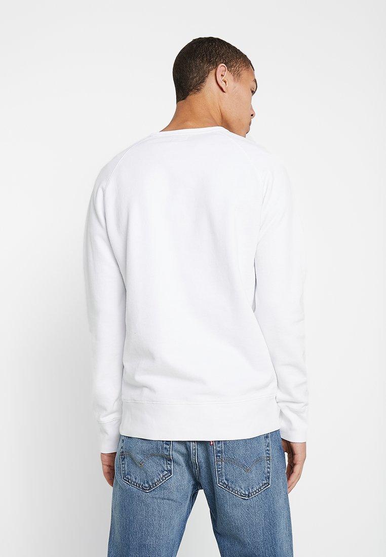 Levi's® ORIGINAL ICON CREW - Sudadera - white - Ropa de hombre