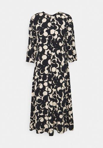 PEILAUS MURIKAT DRESS - Freizeitkleid - black/beige
