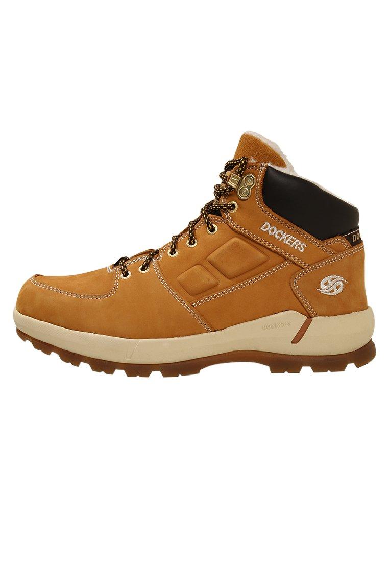 Men Lace-up ankle boots