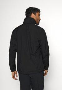 adidas Performance - FOUNDATION RAIN.RDY HIKING JACKET - Hardshell jacket - black - 3