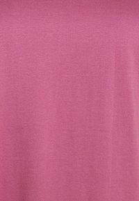Simply Be - HIGH NECK LONG SLEEVE - Long sleeved top - plum - 2
