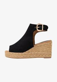 River Island - Højhælede sandaletter / Højhælede sandaler - black - 1