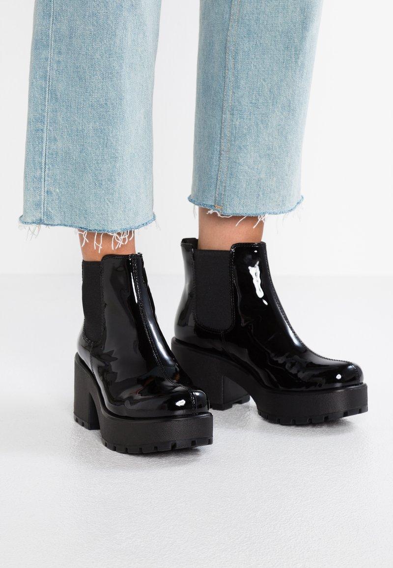 Vagabond - DIOON - Ankle boots - black