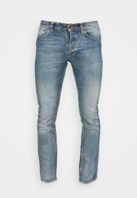 GRIM TIM - Slim fit jeans - worn sonic