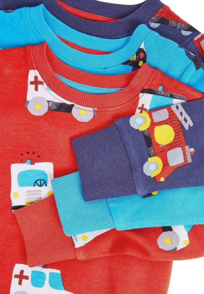 Next - 3 PACK  - Pyjama set - blue
