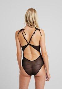 Etam - WESTERN - Body / Bodystockings - noir - 2