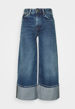 HALEY - Relaxed fit jeans - blue