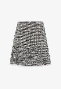 HALLHUBER - MIT VOLANT - Mini skirt - multicolor - 3