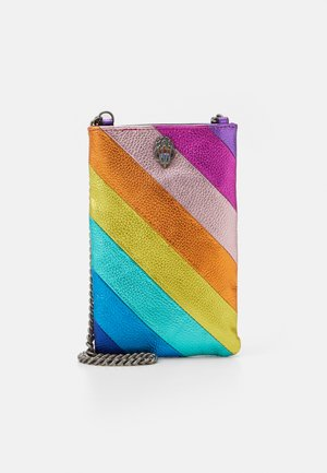 KENSINGTON PHONE - Across body bag - multicolor