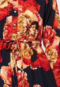 Object Petite - OBJBONITA DRESS - Robe chemise - sky captain - 5