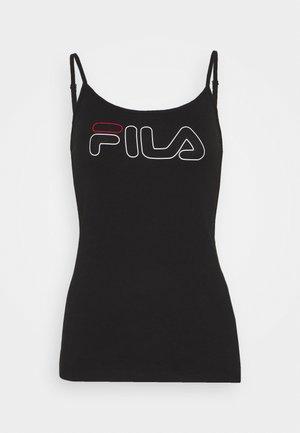 ELISA - Top - black