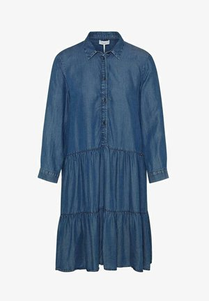 'DAVIDA' - Denim dress - blue