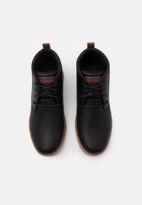 Skechers - EVENSTON - Casual lace-ups - black - 3