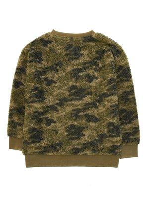 PULLOVER OHIO - Fleece trui - camoflague