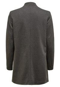 ONLY - ONLSOHORUBY SPRING COAT CC OTW - Krátký kabát - dark grey melange - 1
