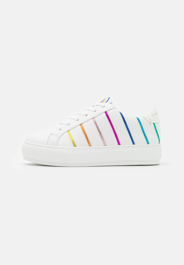LANEY PIPING - Sneakers - white