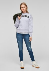 s.Oliver - Jeans Skinny Fit - dark blue - 1