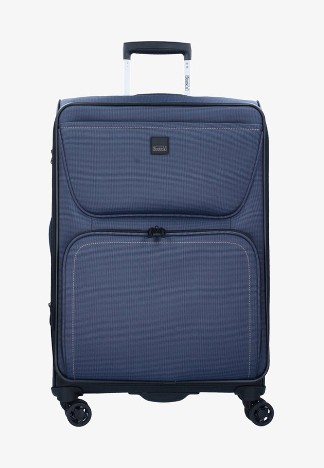 BENDIGO - Wheeled suitcase - navy