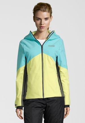 SAPPORO - Ski jacket - yellow