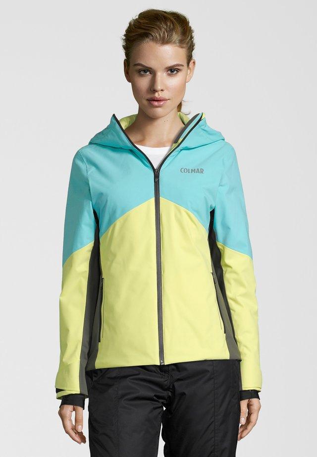SAPPORO - Ski jas - yellow